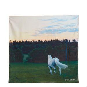 Mary McCartney NWT Limited Edition silk scarf